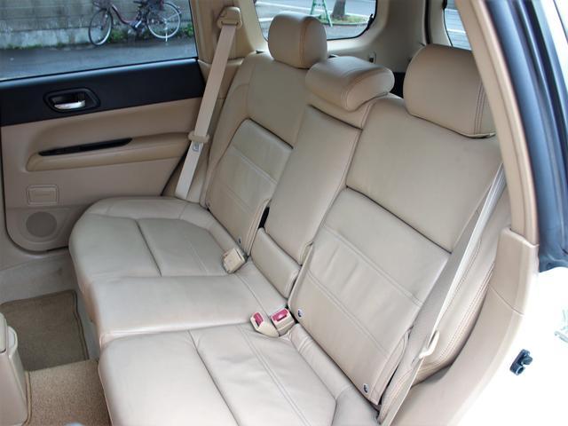 X20 L.L.Beanエディション本革シートシートヒーター(6枚目)
