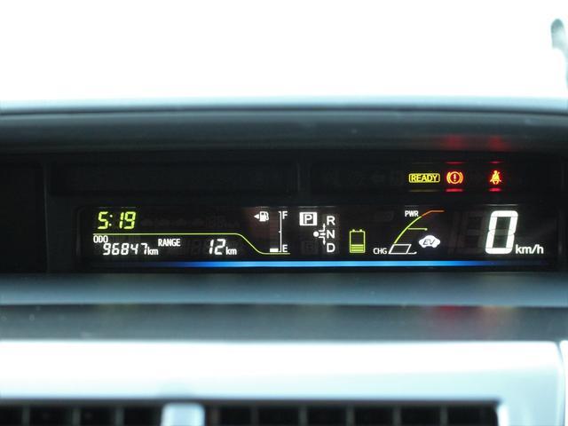 S Lセレクション パノラマルーフ ALPINE BIG-Xナビ 地デジ Bカメラ DVD再生 Bluetooth接続 スマートキー2個 AA/C 社外グリル LEDヘッド 純正17AW  フォグ エアロ Dバイザー(19枚目)