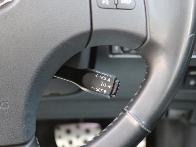 IS250 バージョンS RAYS19インチAW BLITZ車高調 純正HDD Bカメラ 音楽録音 CD スマートキープッシュスタート 本革巻きH ステコン クルコン AA/C パドルシフト 電動シート シートメモリー ETC(36枚目)
