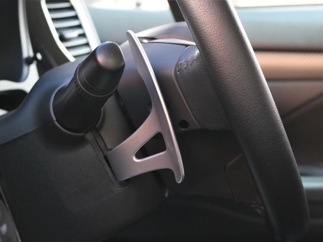 24Gナビパッケージ HID フォグ 純18inAW 純ナビ 地デジ Bカメラ 電動Bドア プッシュスタート スマートキー 本革巻きH パドルシフト ステコン AA/C パートタイム4WD ETC(35枚目)