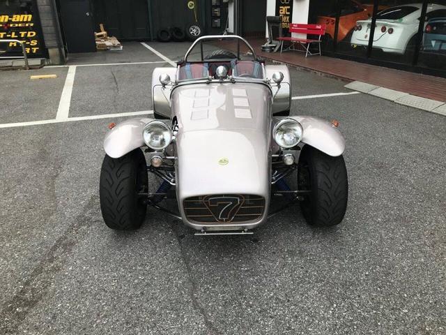 「ケータハム」「ケータハム スーパー7」「オープンカー」「千葉県」の中古車3