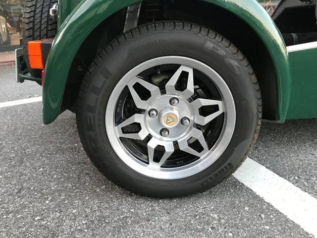 「ケータハム」「ケータハム スーパー7」「オープンカー」「千葉県」の中古車21