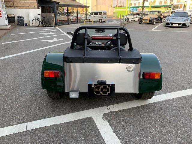 「ケータハム」「ケータハム セブン270」「オープンカー」「千葉県」の中古車7