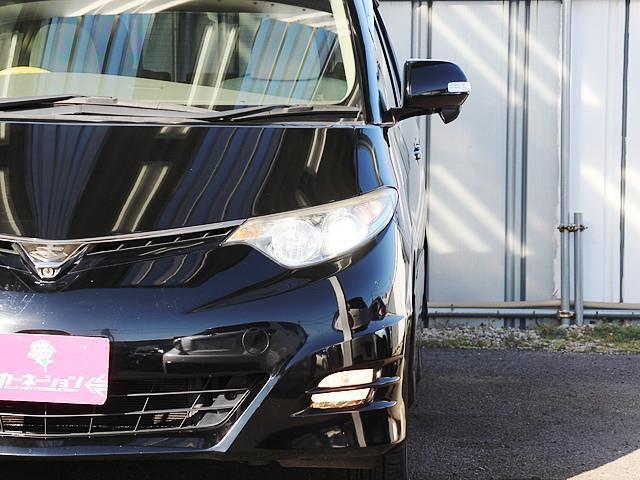 トヨタ エスティマ 2.4アエラス Gエディション 両側電動 バーズウッド