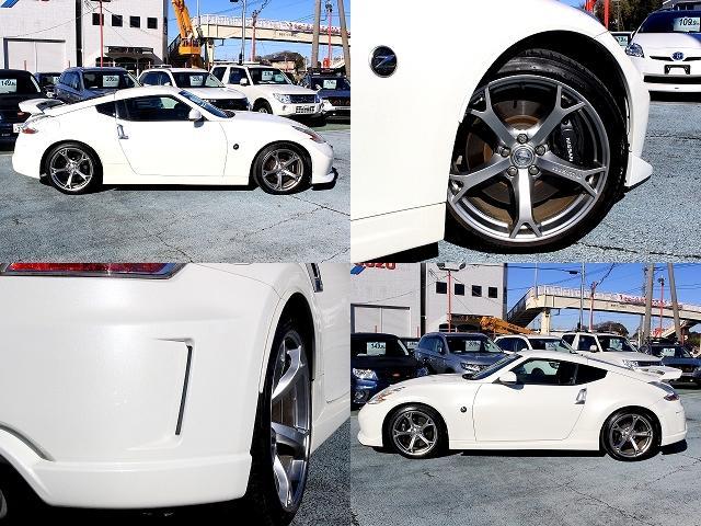 """専用のエアロは、よりハイレベルなストリートカーへの思い!レーシングフィールドでの思いを注ぎ込んだ特別な""""Z"""""""
