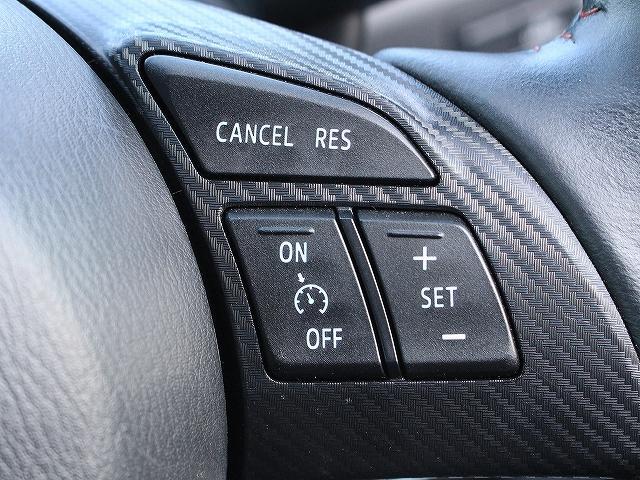 クルーズコントロールシステムも装備しており、高速道路での運転も疲労軽減になります。!
