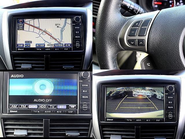 2.0XT 4WD 純HDDナビ SI DRIVE 革ステ(5枚目)