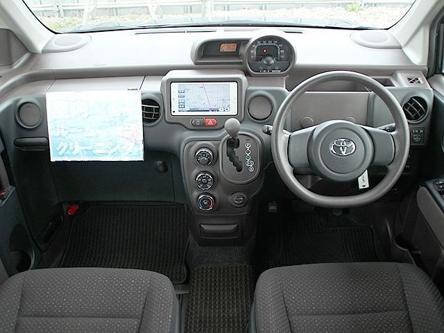 トヨタ スペイド F i-stop  純正ナビ  片側電動スライド  Bカメラ