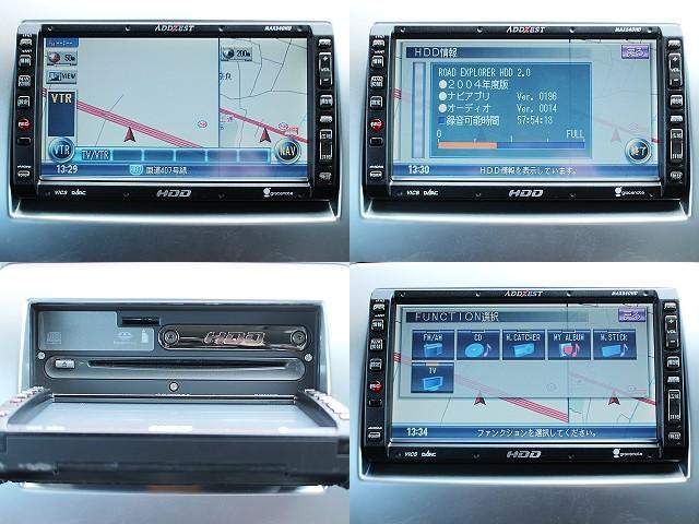 マツダ プレマシー 20S 両側電動ドア HDDナビ エアロ HIDスマート
