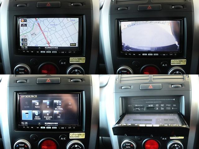 XG  4WD クルコン 社外メモリーナビ Bカメラ フォグ(5枚目)