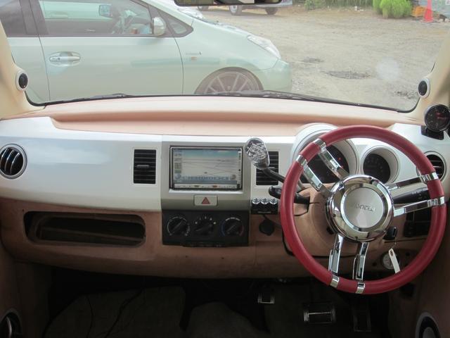 スズキ ワゴンR FX モードパルファムフルエアロ 車高調 16AW