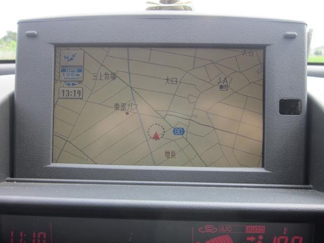 マツダ RX-8 ベースグレード DVDナビ HID フルノーマル