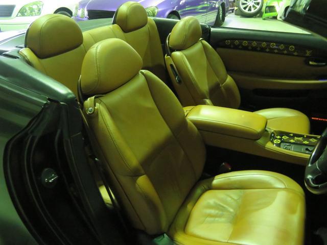 トヨタ ソアラ 430SCV STANCE仕様 車高調 WORK20AW