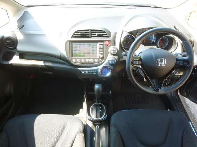 ホンダ フィットハイブリッド RS ワンセグ,ETC,HID,アルミホイール
