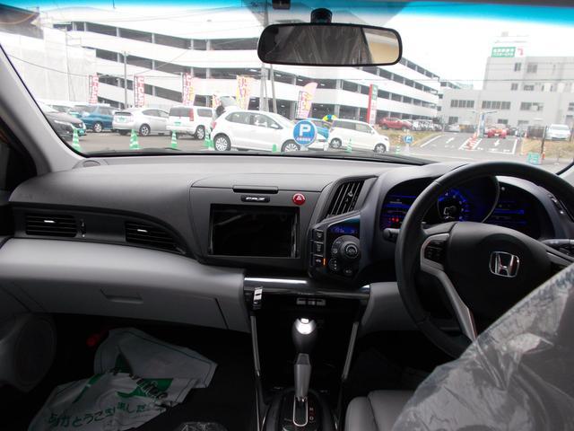 ホンダ CR-Z α シートヒーター・サイドエアバック