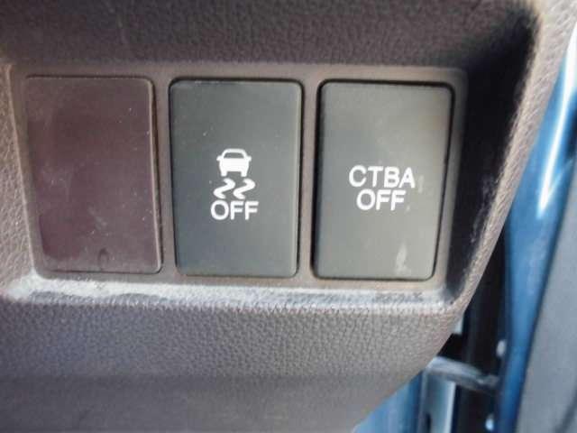 横滑り防止&衝突軽減ブレーキ