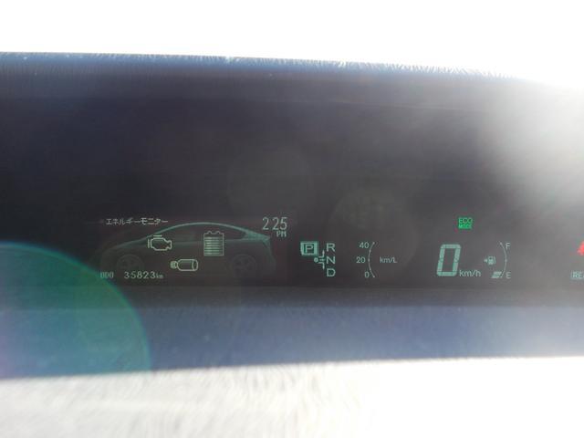 トヨタ プリウス S 純正ナビ スマートキー ETC オートライト付きHID
