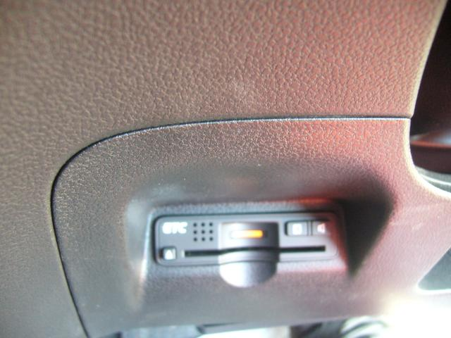 高速道路利用時に便利なETCが装備されています
