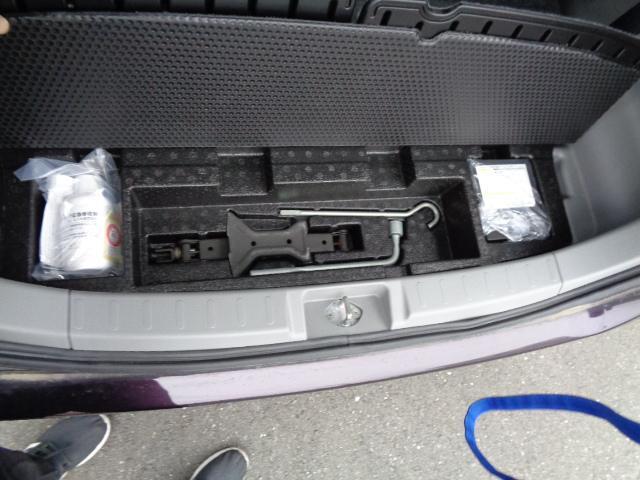 パンク修理キット☆いざというときにも安心の修理キット積載です!