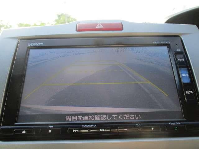 G プレミアムエディション ナビ Bカメラ DTV Bluetooth対応 リア席モニター 両側パワスラ ハーフレザーシート(6枚目)