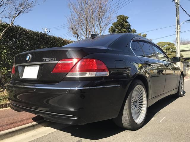 BMW BMW E65後期 740i 19インチ フラッグシップ