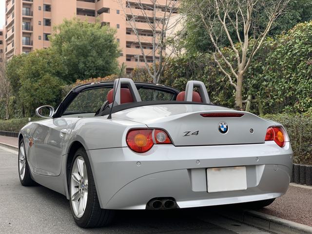 「BMW」「Z4」「オープンカー」「東京都」の中古車3