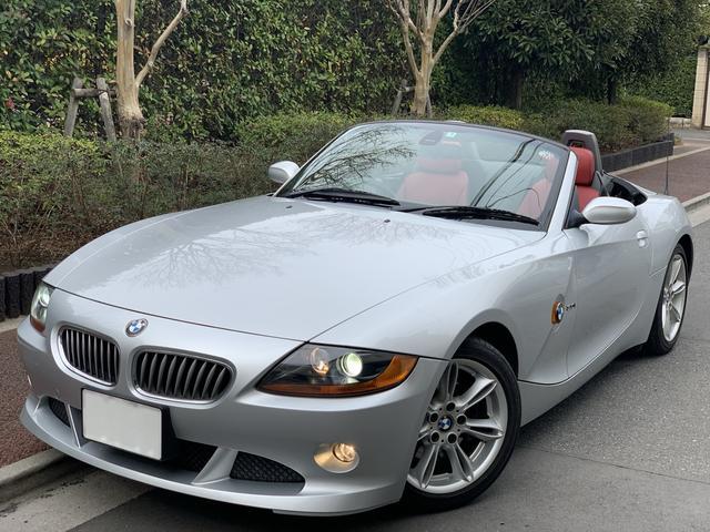 「BMW」「Z4」「オープンカー」「東京都」の中古車37
