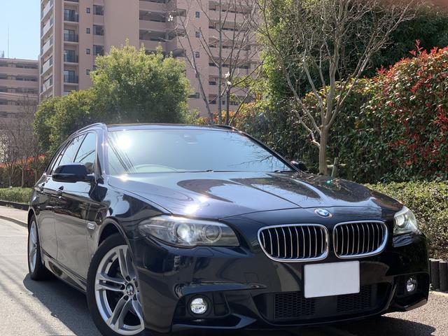 「BMW」「5シリーズ」「ステーションワゴン」「東京都」の中古車42