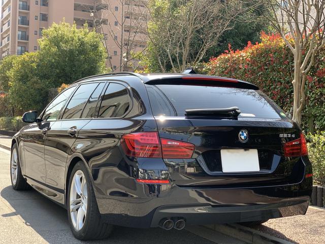 「BMW」「5シリーズ」「ステーションワゴン」「東京都」の中古車44