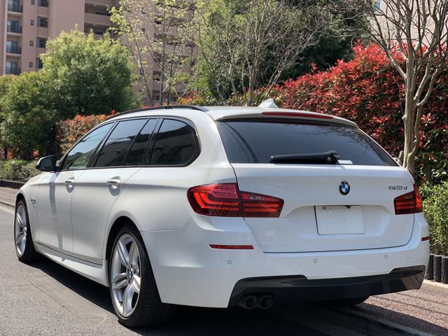 「BMW」「5シリーズ」「ステーションワゴン」「東京都」の中古車3