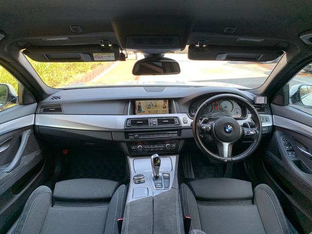 「BMW」「5シリーズ」「ステーションワゴン」「東京都」の中古車4