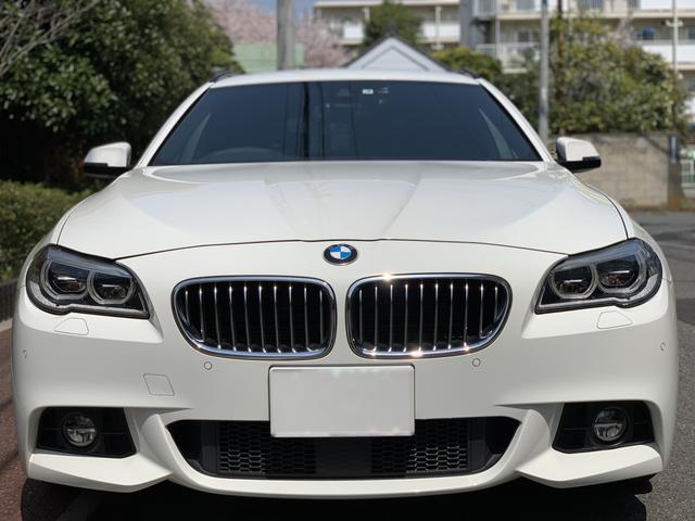 「BMW」「5シリーズ」「ステーションワゴン」「東京都」の中古車9