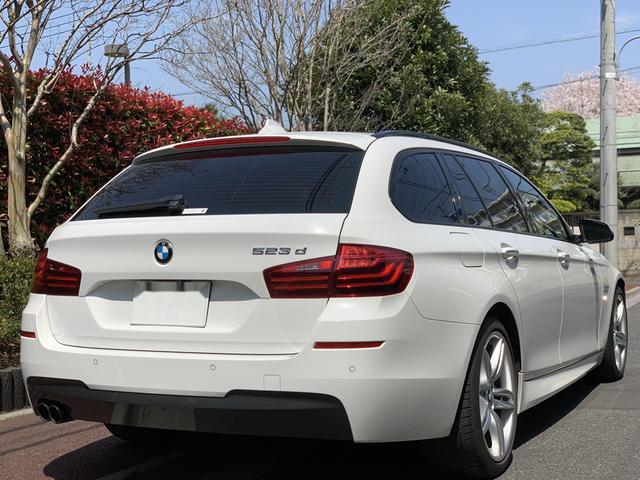 「BMW」「5シリーズ」「ステーションワゴン」「東京都」の中古車43