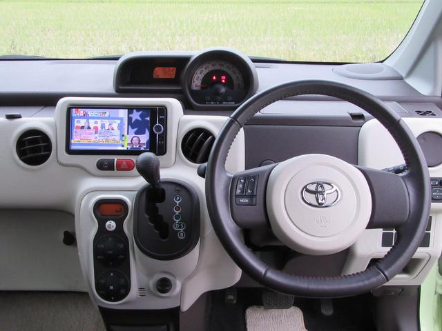 トヨタ ポルテ G SDナビ・フルセグ・シートヒーター・ETC・スマートキー