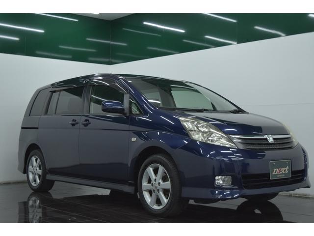 「トヨタ」「アイシス」「ミニバン・ワンボックス」「千葉県」の中古車5