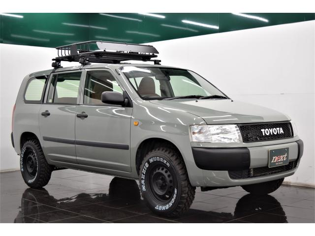 DXコンフォートパッケージ 4WD 社外メモリーナビ 地デジTV フルセグ ETC リフトアップ 新品ルーフラック ブラックアウトホイール マッドタイヤ アウトドアカスタム(3枚目)