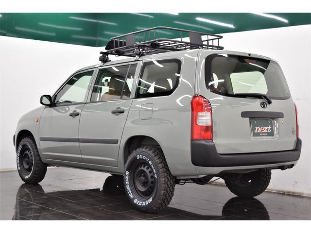 DXコンフォートパッケージ 4WD 社外メモリーナビ 地デジTV フルセグ ETC リフトアップ 新品ルーフラック ブラックアウトホイール マッドタイヤ アウトドアカスタム(5枚目)