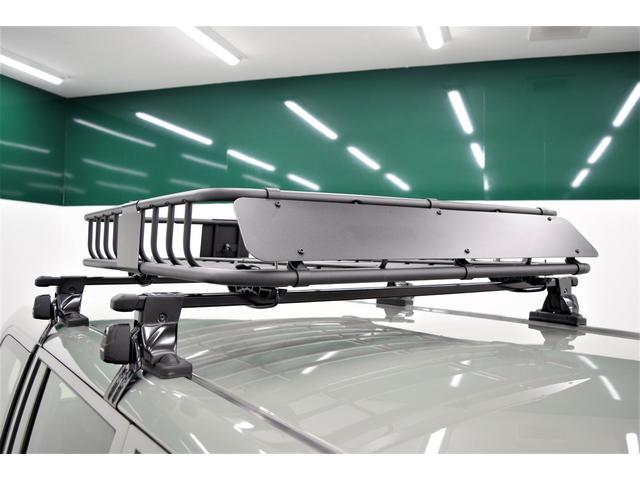 DXコンフォートパッケージ 4WD 社外メモリーナビ 地デジTV フルセグ ETC リフトアップ 新品ルーフラック ブラックアウトホイール マッドタイヤ アウトドアカスタム(6枚目)