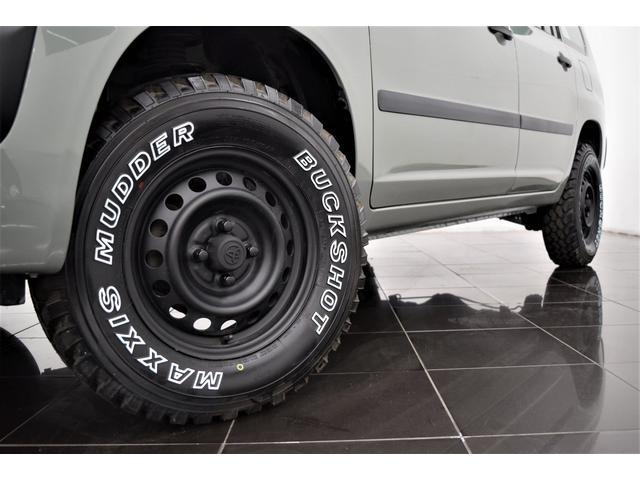 DXコンフォートパッケージ 4WD 社外メモリーナビ 地デジTV フルセグ ETC リフトアップ 新品ルーフラック ブラックアウトホイール マッドタイヤ アウトドアカスタム(7枚目)