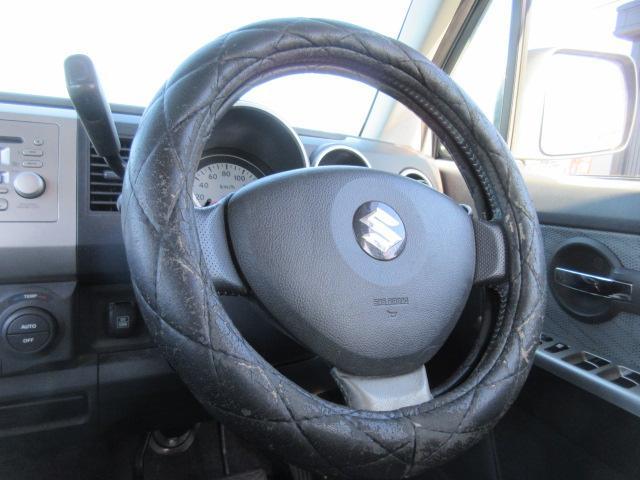 スズキ ワゴンR FT-Sリミテッド ターボ キーレス ベントシート ABS