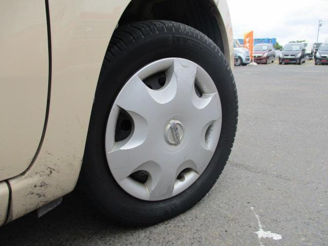 日産 モコ S 禁煙車 ETC ベンチシート フルフラット キーレス