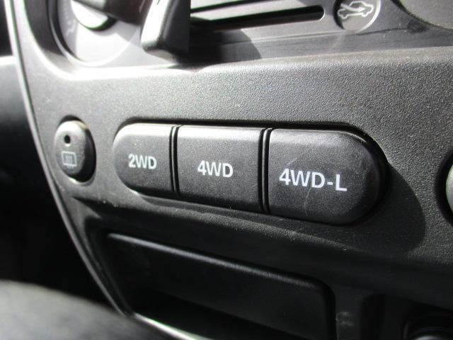 XG ターボ 4WD キーレス 社外オーディオ(7枚目)