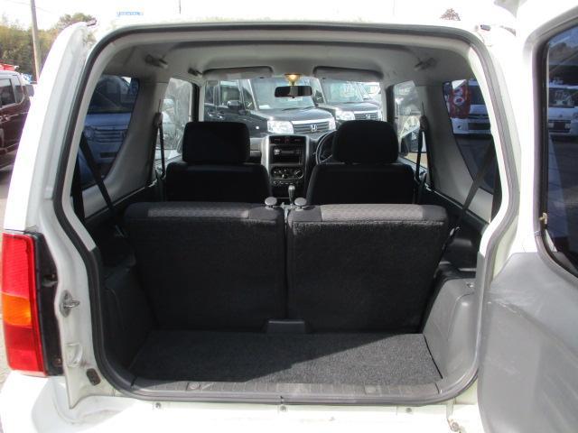 XG ターボ 4WD キーレス 社外オーディオ(14枚目)