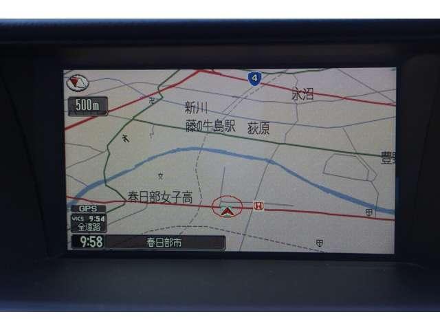 35TL 純正ナビ・HID・ローダウン・スマートキー(2枚目)