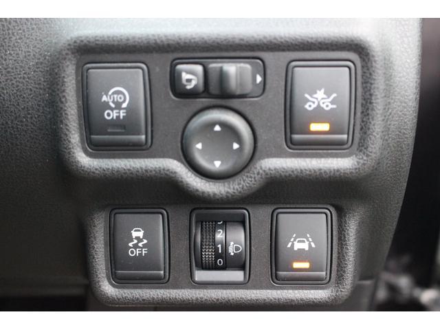 X エマージェンシーブレーキパッケージ 純正ナビ バックカメラ ワンセグTV 衝突軽減ブレーキ レーンアシスト付き 横滑り防止装置付き アイドリングストップ付き USB接続可 SDカード対応 AUX対応 電動格納ミラー スマートキー(3枚目)
