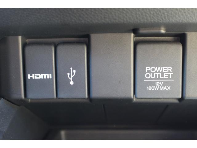 ハイブリッドアブソルート・ホンダセンシングEXパック 両側パワースライドドア 本革シート 後席モニター 純正ナビ マルチビューカメラ フルセグTV シートヒーター 電動シート エンジンスターター ETC LEDライト スマートキー 保証付き(27枚目)