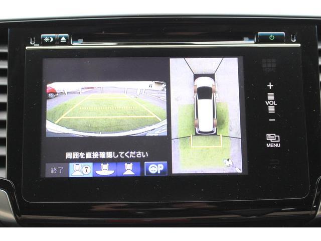 ハイブリッドアブソルート・ホンダセンシンアドバンスP マルチビューカメラ 両側パワースライドドア 純正ナビ フルセグTV バックカメラ ETC Bluetooth接続可 USB接続可 スマートキー LED フォグライト 保証付き(5枚目)