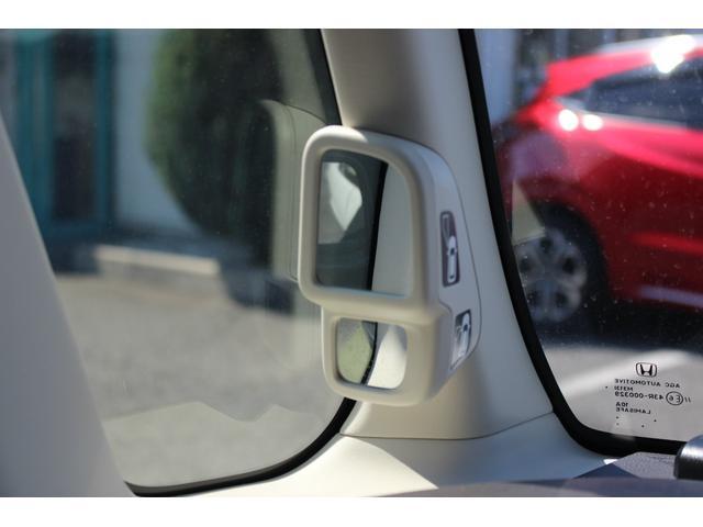 Gホンダセンシング レンタカーアップ ソーリンナビ バックカメラ ワンセグTV Bluetooth接続可 ミュージックラック 両側スライドドア LEDライト VSA ETC 衝突軽減ブレーキ スマートキー 保証付き(27枚目)
