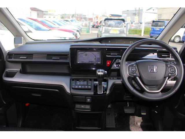 スパーダ ホンダセンシング 両側パワースライドドア ソーリンナビ Bカメラ ワンセグTV Bluetooth接続可 パドルシフト ETC クルーズコントロール LEDヘライト 横滑り防止装置 レンタカーUP 1オーナー 保証付き(21枚目)