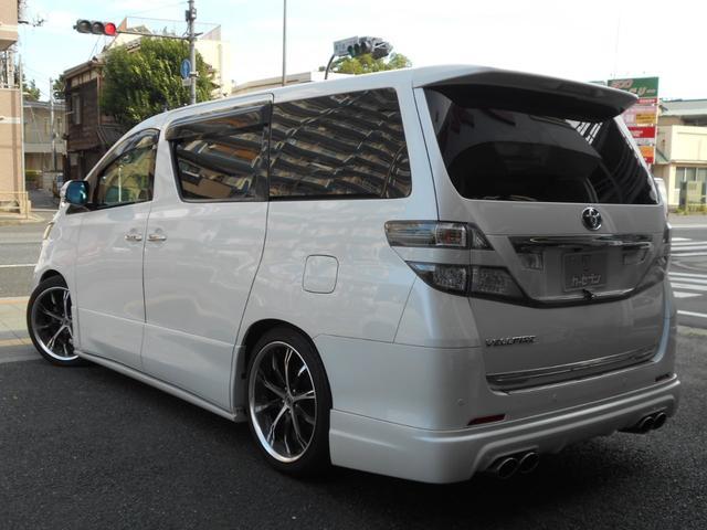 2.4Z プラチナセレクションII Wサンルーフ 車高調(3枚目)